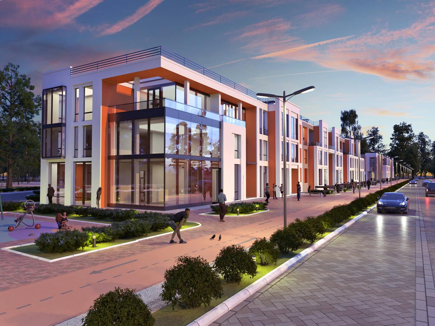 Comfort Life Development представляє житловий квартал «Найкращий».