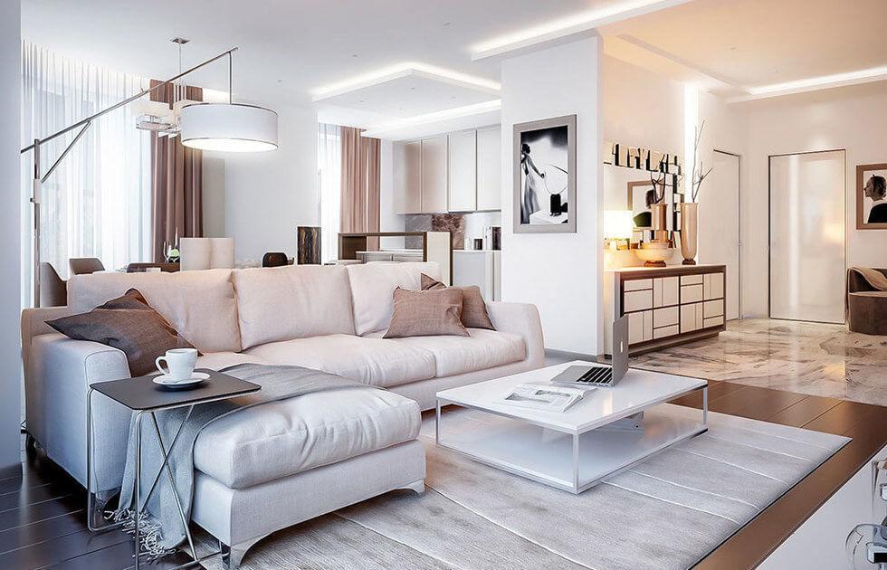 Як візуально збільшити квартиру