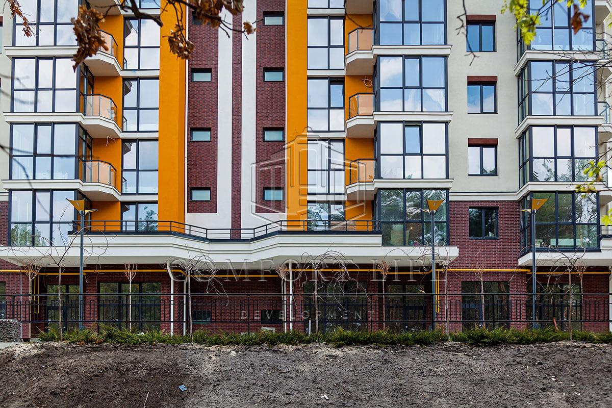 Хід будівництва ЖК «На Прорізній» від 26.04.19