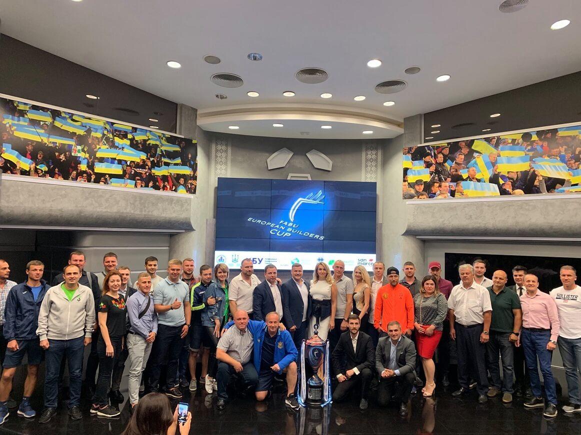 Comfort Life Development прийме участь в EUROPIAN BUILD CUP 2019.