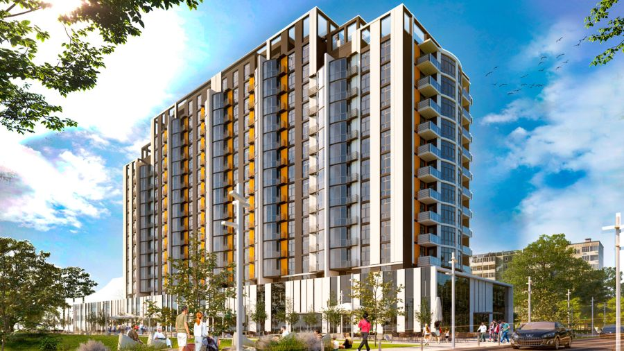 Comfort Life has received all the documents and is preparing to complete the complex in Bucha.